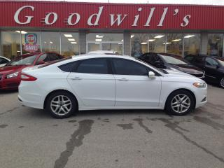 Used 2014 Ford Fusion CLEAN CARFAX! for sale in Aylmer, ON