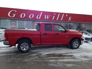 Used 2010 Dodge Ram 1500 SHARP TRUCK! WELL LOOKED AFTER! for sale in Aylmer, ON
