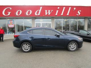 Used 2014 Mazda MAZDA3 MANUAL! HEATED SEATS! for sale in Aylmer, ON