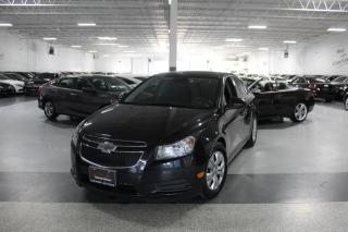 Used 2014 Chevrolet Cruze LT I REAR CAM I POWER OPTIONS I KEYLESS ENTRY I BLUETOOTH for sale in Mississauga, ON