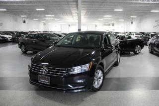 Used 2018 Volkswagen Passat TSI I REAR CAM I CARPLAY I HEATED SEATS I POWER OPTIONS I BT for sale in Mississauga, ON