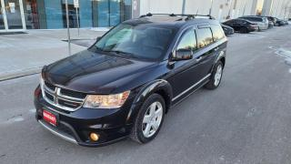 Used 2012 Dodge Journey AWD 4dr R/T for sale in Mississauga, ON