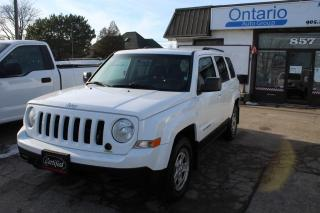 Used 2011 Jeep Patriot North Edition Low kilometer for sale in Mississauga, ON