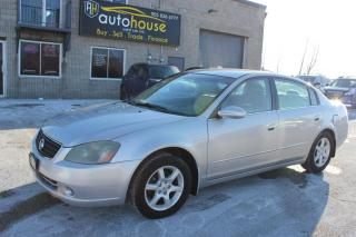 Used 2006 Nissan Altima 4dr Sdn I4 2.5 for sale in Newmarket, ON