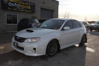 Used 2014 Subaru WRX MANUAL /WRX  /LEATHER /SUNROOF /HEATED SETAS for sale in Newmarket, ON