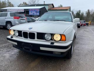 Used 1992 BMW 5 Series 4dr Sedan 535i for sale in Gwillimbury, ON