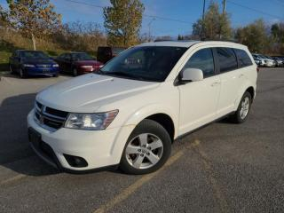 Used 2011 Dodge Journey FWD 4DR SXT for sale in Gwillimbury, ON