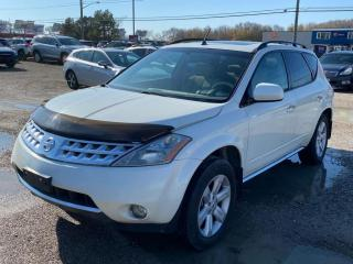 Used 2007 Nissan Murano AWD 4DR for sale in Gwillimbury, ON