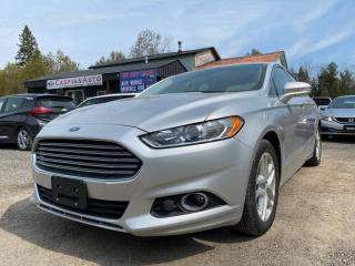 Used 2015 Ford Fusion SE AWD Turbo for sale in Gwillimbury, ON