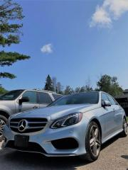 Used 2014 Mercedes-Benz E350 4MATIC 4MATIC 4DR for sale in Gwillimbury, ON