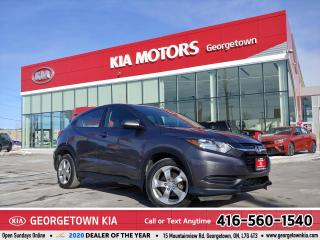 Used 2017 Honda HR-V LX | B/U CAM | B/TOOTH | HTD SEATS | 49,193 KM | for sale in Georgetown, ON