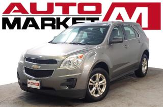 Used 2012 Chevrolet Equinox LS 2WD Certified! Accident FREE! We Approve All Credit! for sale in Guelph, ON
