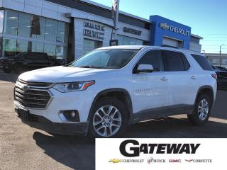 Used 2018 Chevrolet Traverse LT Cloth / AWD / REAR CAMERA / 7 PASSENGER for sale in Brampton, ON