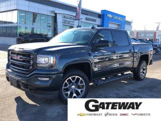 Used 2018 GMC Sierra 1500 SLT1 / NAVI / LEATHER / BLUETOOTH  / 4X4 for sale in Brampton, ON