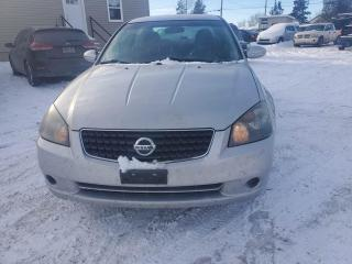 Used 2006 Nissan Altima 2.5 for sale in Stittsville, ON