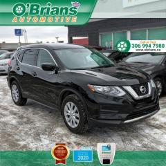 Used 2017 Nissan Rogue SV for sale in Saskatoon, SK