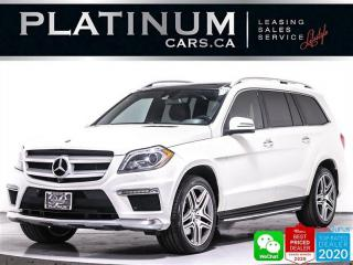 Used 2013 Mercedes-Benz GL-Class GL350 BlueTEC, DIESEL, 7 PASS, NAV, 360CAM, PANO for sale in Toronto, ON