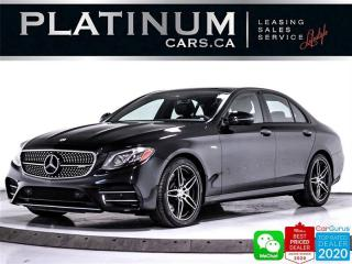 Used 2020 Mercedes-Benz E-Class AMG E53 4MATIC+, AWD, AMG PKG, APPLE/ANDROID for sale in Toronto, ON