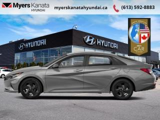 New 2021 Hyundai Elantra Preferred IVT  - $149 B/W for sale in Kanata, ON