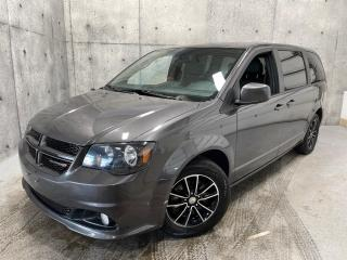 Used 2019 Dodge Grand Caravan GT CUIR for sale in St-Nicolas, QC