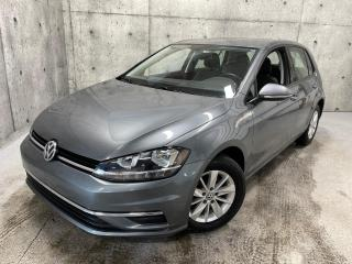 Used 2019 Volkswagen Golf COMFORTLINE AUTOMATIQUE APPLECAR PLAY SIÈGES CHAUFFANT for sale in St-Nicolas, QC