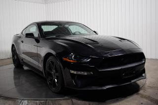 Used 2019 Ford Mustang COUPE ECOBOOST NAVIGATION for sale in St-Hubert, QC