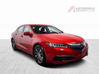 Used 2017 Acura TLX TECH CUIR TOIT NAV MAGS for sale in St-Hubert, QC