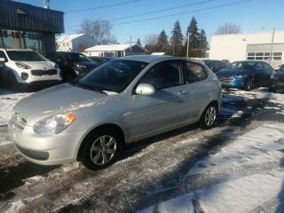 Used 2009 Hyundai Accent BAS KILOMÉTRAGE **A/C VITRE ELCTRIQUE 8 PNEU RIM for sale in Mcmasterville, QC
