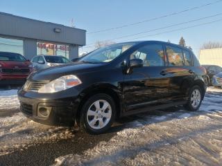 Used 2009 Nissan Versa 1.8 S A/C VITRE ELCTRIQUE  MAG ET PNEU HIVER for sale in Mcmasterville, QC