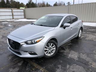 Used 2017 Mazda MAZDA3 GS for sale in Cayuga, ON