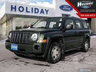 Used 2008 Jeep Patriot SPORT for sale in Peterborough, ON