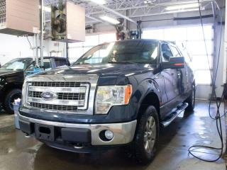 Used 2013 Ford F-150 4X4 BLUETOOTH CAMÉRA *PROGRAMME 100% APROUVÉ* for sale in St-Jérôme, QC
