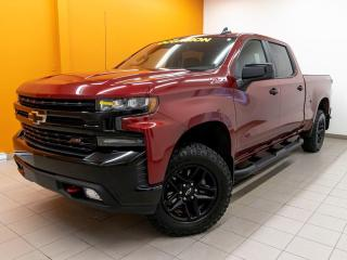 Used 2019 Chevrolet Silverado 1500 LT TRAIL BOSS CREW CAMÉRA *SIÈGES / VOLANT CHAUFF* for sale in St-Jérôme, QC