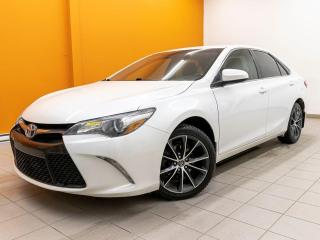 Used 2015 Toyota Camry XSE SIÈGES CHAUFFANTS CAMÉRA *NAVIGATION* for sale in St-Jérôme, QC