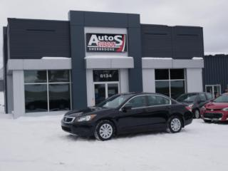 Used 2010 Honda Accord EX + TOIT + INSPECTÉ + FREINS NEUFS 4 ROUES for sale in Sherbrooke, QC
