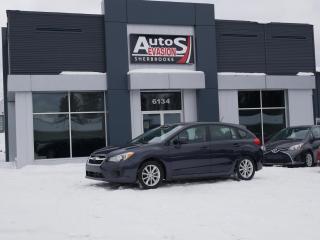 Used 2012 Subaru Impreza 2.0i AWD + Touring Pkg + INSPECTÉ for sale in Sherbrooke, QC