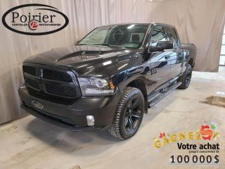Used 2018 RAM 1500 Sport Édition Night for sale in Rouyn-Noranda, QC