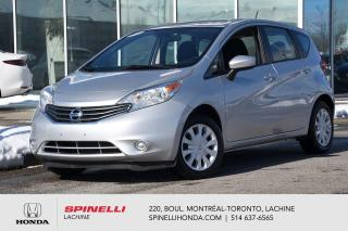 Used 2015 Nissan Versa Note SV AUTO BAS KM AUTO AC BLUETOOTH CAM RECUL++ for sale in Lachine, QC