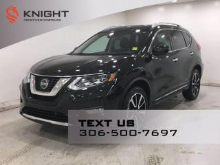 Used 2018 Nissan Rogue SL AWD | Leather | Sunroof | Navigation | for sale in Regina, SK