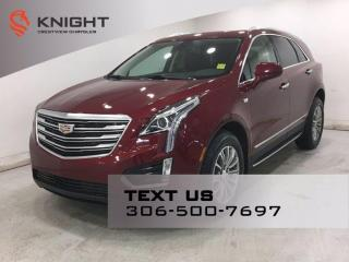 Used 2017 Cadillac XT5 Luxury AWD | Leather | Sunroof | Navigation | for sale in Regina, SK