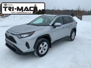 Used 2019 Toyota RAV4 LE,AWD for sale in Port Hawkesbury, NS