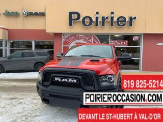Used 2020 RAM 1500 Classic WARLOCK BOITE DE 5.5 PIEDS for sale in Val-D'or, QC