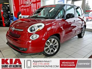 Used 2014 Fiat 500 L Sport ** TOIT PANO / SIÈGES CHAUFFANTS for sale in St-Hyacinthe, QC