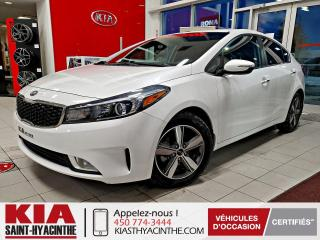 Used 2018 Kia Forte EX * CAMÉRA DE RECUL / SIÈGES CHAUFFANTS for sale in St-Hyacinthe, QC