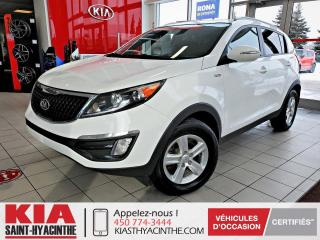 Used 2016 Kia Sportage LX AWD ** SIÈGES CHAUFFANTS / MAGS for sale in St-Hyacinthe, QC