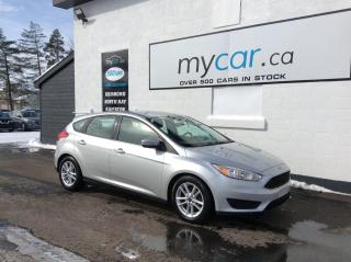 Used 2018 Ford Focus HEATED SEATS, ALLOYS, BACKUP CAM, BLUETOOTH!! for sale in Richmond, ON