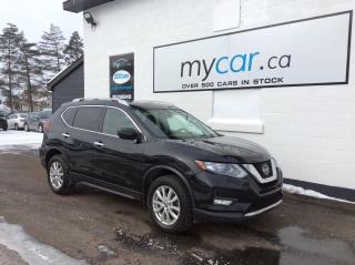Used 2018 Nissan Rogue SV HEATED SEATS, ALLOYS, BACKUP CAM, BLUETOOTH!! for sale in Richmond, ON
