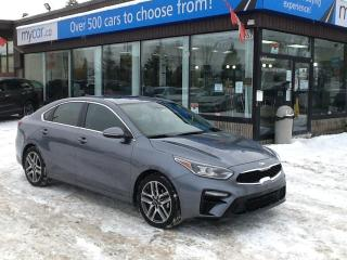 Used 2020 Kia Forte EX+ SUNROOF, HEATED SEATS/WHEEL, APPLE CARPLAY!! for sale in Richmond, ON