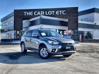 Used 2019 Mitsubishi RVR Previous Daily Rental, 4WD!! APPLE CARPLAY!! HEATED SEATS!! for sale in Sudbury, ON