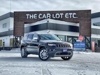 Used 2017 Jeep Grand Cherokee Limited 4x4!! Heated Leather!! Sunroof!! Navigation!! Back-up Cam!! for sale in Sudbury, ON